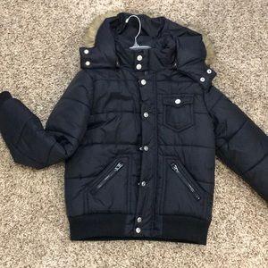 Authentic True Religion winter coat